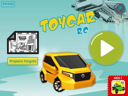 Toy Car RC- screenshot thumbnail