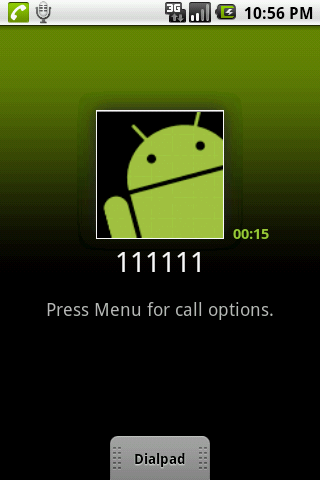 AutoCallRecorder - screenshot