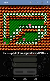 iNES - NES Emulator- screenshot thumbnail