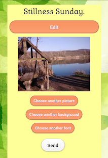 Sunny Picture Messages- screenshot thumbnail