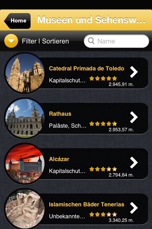 "BYG Toledo ""El Greco 2K14"" – Screenshot"
