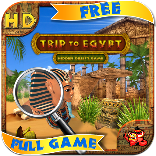 Egypt Trip Free Hidden Objects LOGO-APP點子