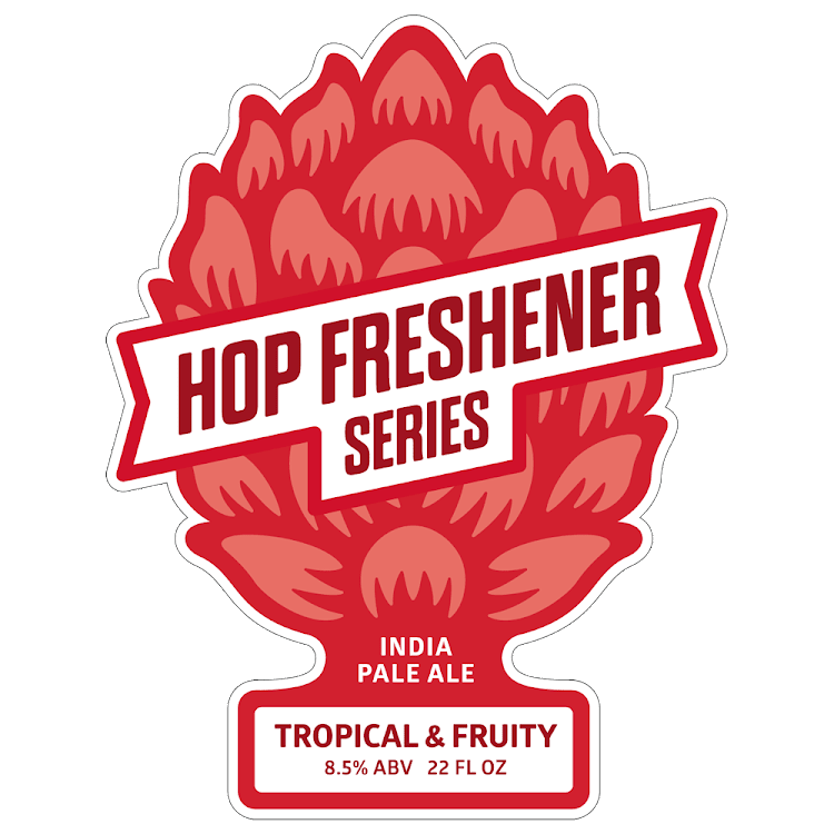 Logo of The Hop Concept Tropical & Juicy IPA