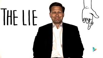 David Baldacci Reveals the Lie