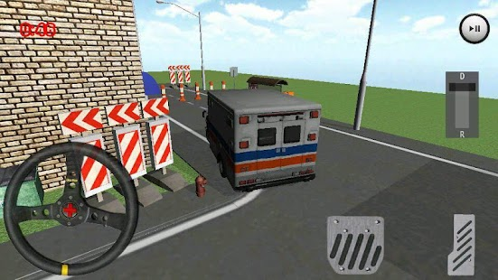 Ambulance Simulator - screenshot thumbnail