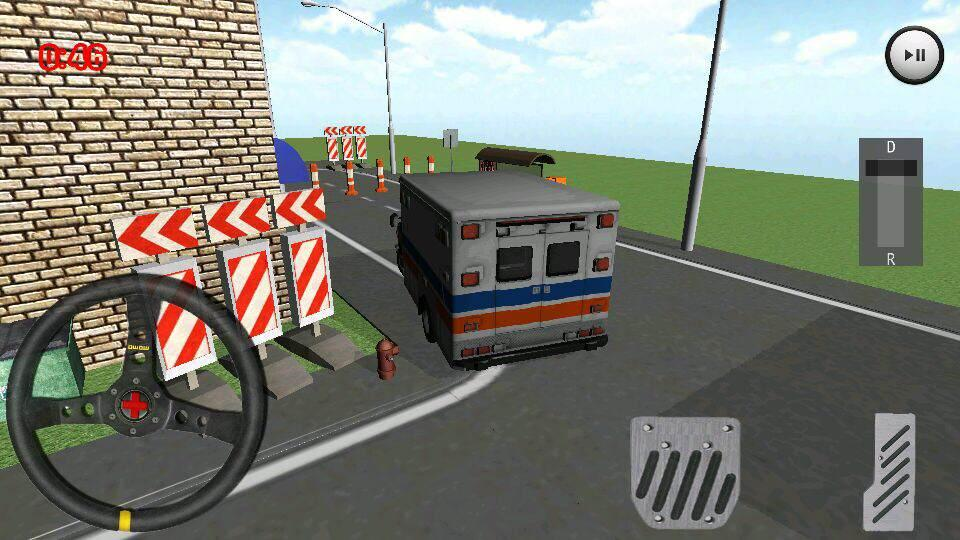 Ambulance Simulator - screenshot