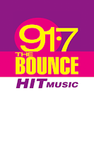 Screenshot of 91.7 The Bounce