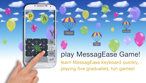 MessagEase Keyboard Screenshot 19