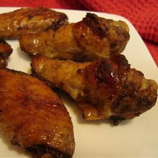 Chinese Five Spice Chicken Wings Recipe