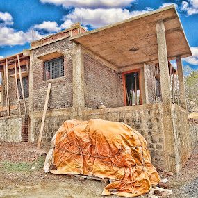 Home by Vinayak Shinde - Buildings & Architecture Homes ( home, building, hdr, homes, construction,  )