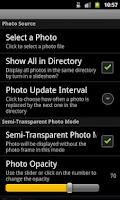Screenshot of Nice Simple Photo Widget