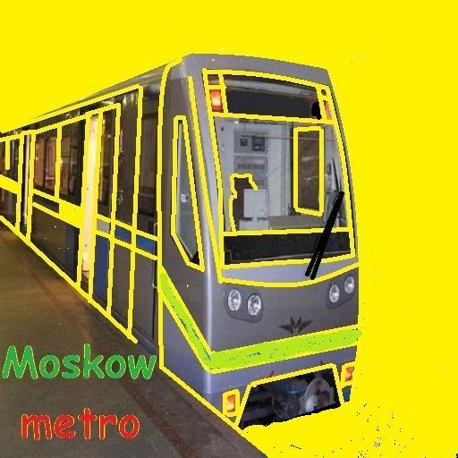moskow metro 書籍 App LOGO-APP試玩