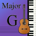 Learn Music Maj Scale Notes: G logo
