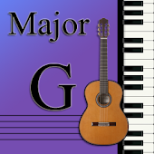 Learn Music Maj Scale Notes: G