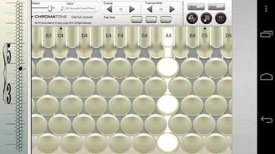 Chromatone for Android- screenshot thumbnail