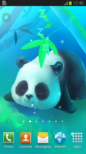 Bamboo Panda Lite