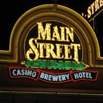 Logo for Main Street 777 Brewpub