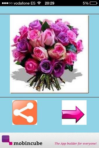 Ramos de flores boda