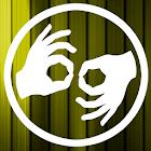 Sign Language Flash Cards icon
