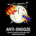 AntiSnooze logo