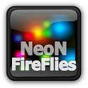 Neon FireFlies LiveWallpaper icon