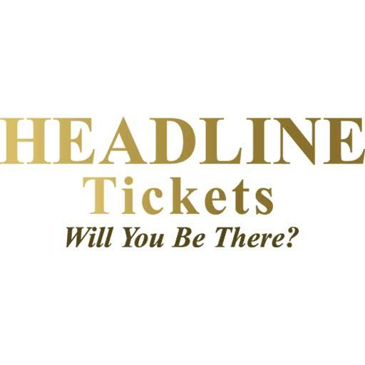 Headline Tickets LOGO-APP點子
