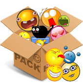 Emoticons pack, Classic Style