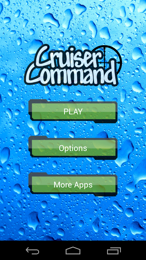 Cruiser Command - screenshot
