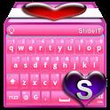 SlideIT Pinky Valentine Skin logo