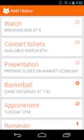 Screenshot of Notif Pro