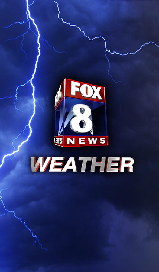 FOX 8 Weather Center - screenshot