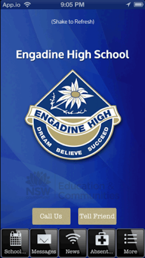 【免費教育App】Engadine High School-APP點子