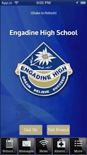 Engadine High School - náhled