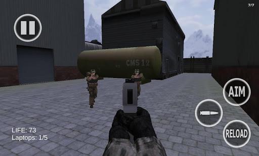 戰爭模擬器 - 射擊遊戲3D