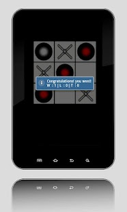 T3 - Tic Tac Toe via bluetooth- screenshot thumbnail