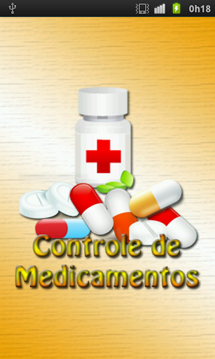 Controle de Medicamentos