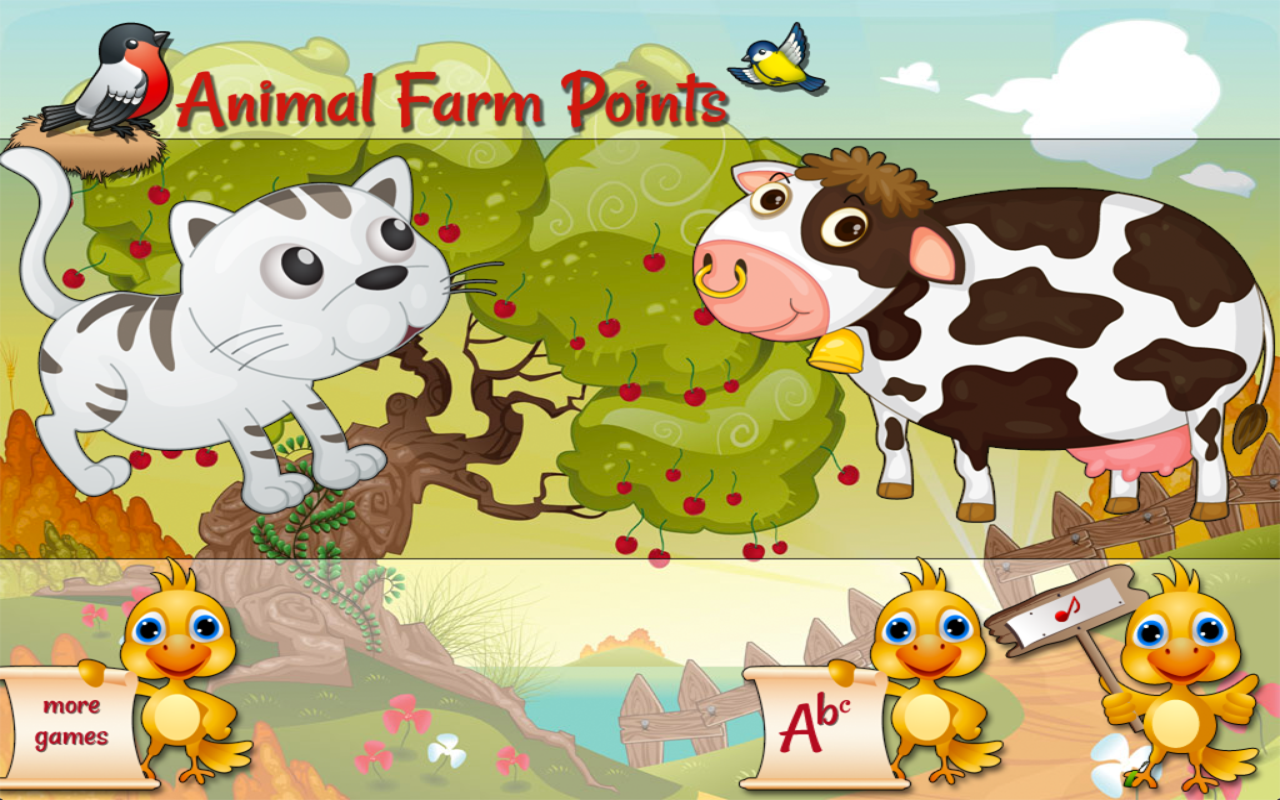Animal Farm Points- screenshot