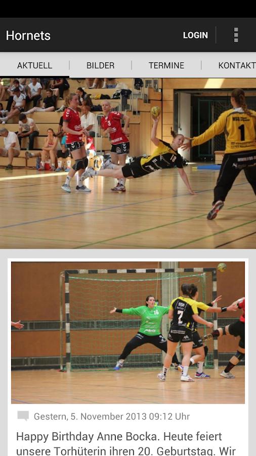 Schwaben Hornets Ostfildern - screenshot