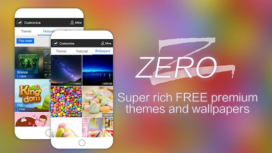 ZERO Launcher Fast&Boost&Theme v2.6 build 59