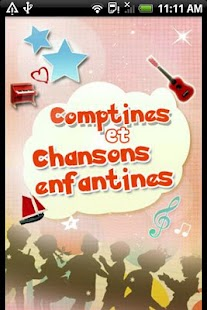 Comptines, Chansons enfantines- screenshot thumbnail