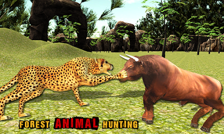 African Cheetah Survival Sim 1.1 screenshot 69721