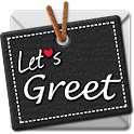 Let's Greet logo