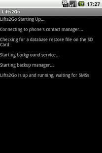 Lifts2Go- screenshot thumbnail