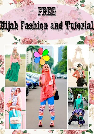 PRO Hijab Fashion and Tutorial