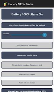 Battery 100% Alarm Full v3.1.5