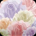color floral wallpaper ver235 icon
