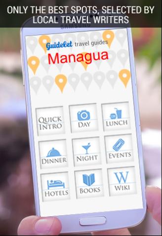 183 Spots in Managua Guide