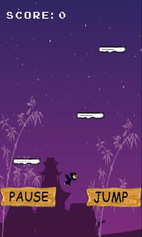 Ninja Jump - screenshot