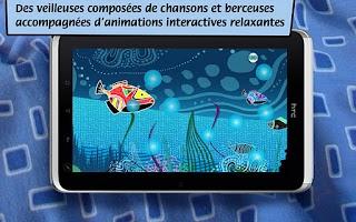 Screenshot of Les Étoiles du dodo - tablette