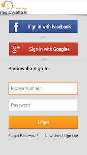 Radiowalla.in- screenshot thumbnail